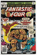 Fantastic Four #181 1977 Marvel Comics  Jack Kirby Cover (F/VF) - $3.99