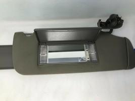 2000-2003 Chevrolet Tahoe Passenger Sun Visor Sunvisor Gray OEM N40543 - $53.99