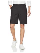 Dockers Men's Classic Fit Perfect Short BLACK SZ 44 - $18.99