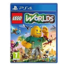 Lego Worlds Playstation 4 NEW Sealed - $34.94