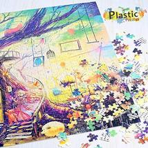 Ingooood - Jigsaw Puzzle 1000 Pieces- Dream House of Young Lady- IG-0509- Entert image 2