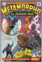 Metamorpho Comic Book #6 DC Comics 1966 FINE - $17.34