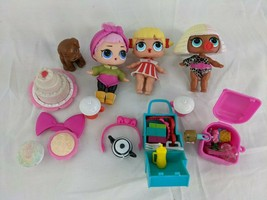 MGA LOL Surprise Doll lot and Accessories  - $29.95