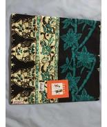 Women Sarong Batik Islamic Skirt Indonesia Wrap Ram Thai Costume Black F... - $12.86