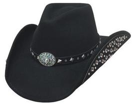 Bullhide By Monte Carlo 0679 Let's Get Loud Fashion Wool Felt Western Cowgirl - $83.00