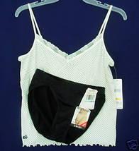 New $42 LAUREN Camisole Warners Bikini Panties combo S - $15.00