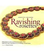 Y798 Bead PATTERN ONLY Ravishing Rosettes Necklace Pattern - $7.50