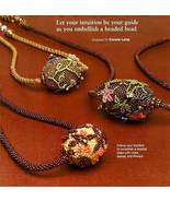 Y802 Bead PATTERN ONLY Intuitive Embellished Beaded Bead Kumihimo Pattern - $7.50