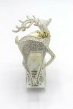 Bath & Body Works Glitter Reindeer Deer Christmas Wallflower Diffuser Plug - $16.99