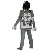 Disguise Deluxe LEGO Lance Nexo Knights Boys Child Halloween Costume LG 10-12 image 2