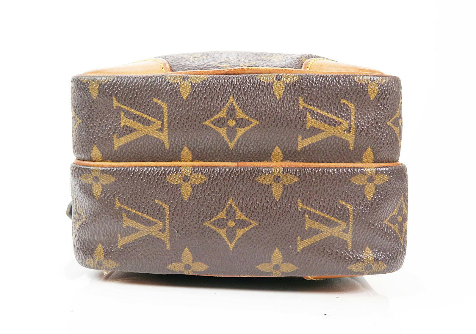 Authentic LOUIS VUITTON Amazone Monogram Cross body Shoulder Bag Purse #34636 image 6