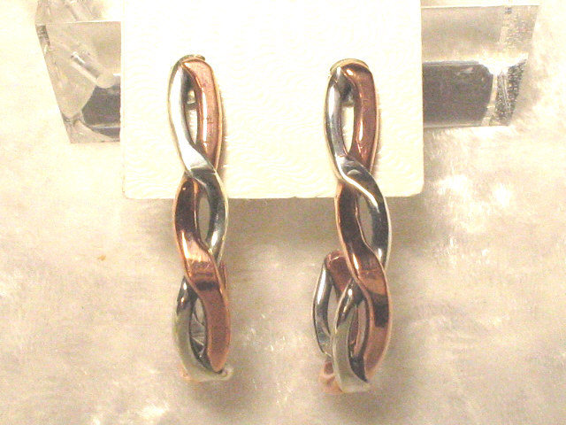 Copper ss twist posts