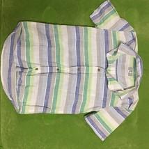 Children's Place Boy's Stripped Button Down Shirt  - $6.00