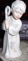 1992 Homco Mizuno Bisque Nativity Figurine St. Joseph - $12.19