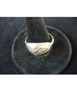 Aztec Symbol Sterling Silver Ring - $15.00