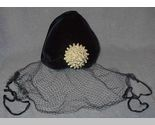 Black veil hat1 thumb155 crop