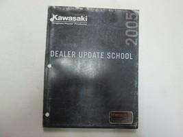 2005 Kawasaki Dealer Update School Manual Catalog FACTORY OEM - $14.80