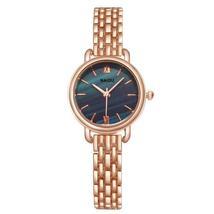 Women Watches New NAIDU Rose gold Silver Ladies Bracelet Watch womens qu... - $34.30+