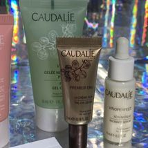 NEW Caudalie VINOPERFECT Serum Set W Vinopure  + Eye Cream image 3