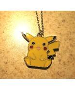 Necklace & Charm Child Unised Adorable Pokemon Pikachu Pendant for Kids ... - $8.99