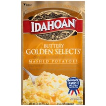 Idahoan Buttery Golden Selects® Mashed, 4.1 oz Pouch - $2.25