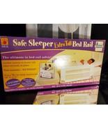 "dex baby Safe Sleeper Extra Tall Bedrail 36"" x 17.5""  - $19.79"