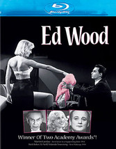 Ed Wood (Blu-Ray/Ws/Eng-Fr-Sp Sub)