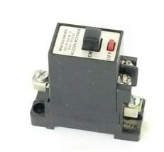 MATSUSHITA BAD-161505 CIRCUIT BREAKER BD16 5AM-5 AC220V RC2500A