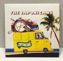 Japonicans The 8 Songs 10 Inches Record Lp Suka Japanese - $67.99