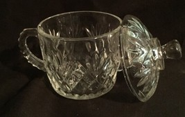 anchor hocking sugar bowl - $23.00