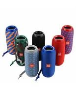 Bluetooth Speaker Wireless Waterproof Outdoor Stereo USB/TF/FM  Random C... - $15.99
