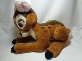 "Disney Store Bambi Fawn 12"" Plush Toy - $11.14"