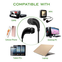 Stereo Headset Microphone Playback Control For Motorola Moto X Force Dua... - $7.15
