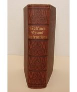 GOFFINE'S DEVOUT INSTRUCTIONS 1896 BENZIGER BROTHERS - $60.00