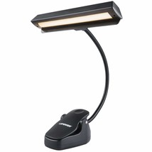 LEPOWER 14 LED Music Stand Lights, 3 Levels of Brightness Clip Lights, R... - $22.00