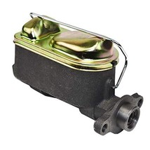 """A-Team Performance Cast Iron Master Cylinder 1"""" Bore For Disc/Drum Compatible Wi"""