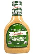 Trader Joe's Organic Sriracha Ranch Dressing