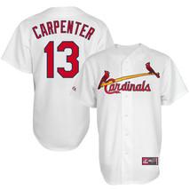 Matt Carpenter St Louis Cardinals 2017 Home Cool Base Men Jersey - $49.99