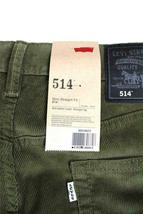 Levi's Strauss 514 Men's Original Slim Fit Straight Leg Jeans Pants 514-0373 image 6