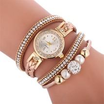 2019 Watch Women Bracelet Ladies Watch With Silver Flower Dial Clock Wom... - $19.20+