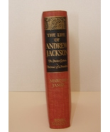 "1938 ""THE LIFE OF ANDREW JACKSON"" by Marquis James Illustrated - $17.99"