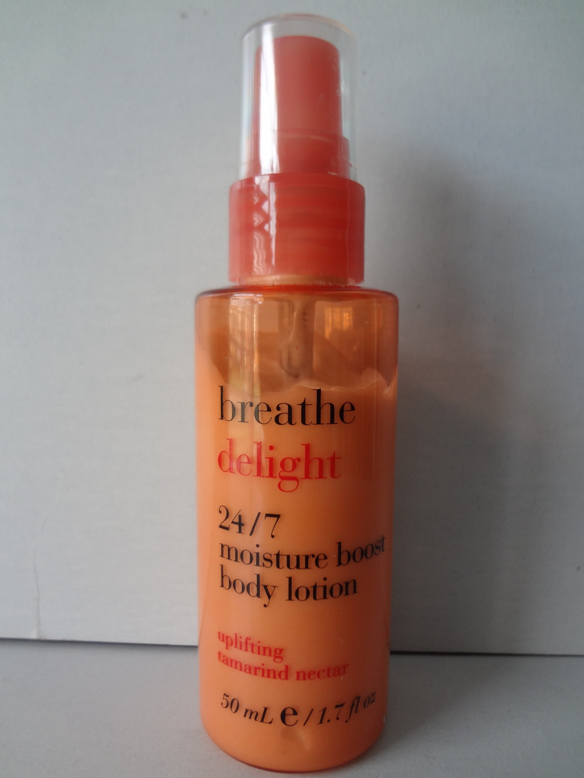 Bath & Body Works Breathe Delight Uplifting Tamarind Nectar Boost Body Lotion 1.