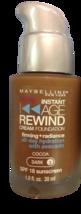 Maybelline Instant Age Rewind Foundation COCOA (DARK-3) Silver Pump Cap. - $13.85