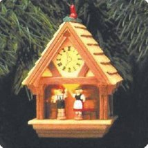 Loving Holiday 1987 Hallmark Ornament QLX7016 - $12.00