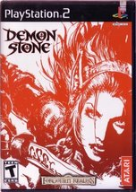Demon Stone - PlayStation 2 [PlayStation2] - $4.10
