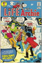 Life With Archie Comic Book #132, Archie 1973 VERY FINE- - $12.59
