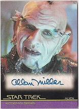 Star Trek III Search for Spock ALLEN MILLER as Alien #A116 Autograph card - $14.69