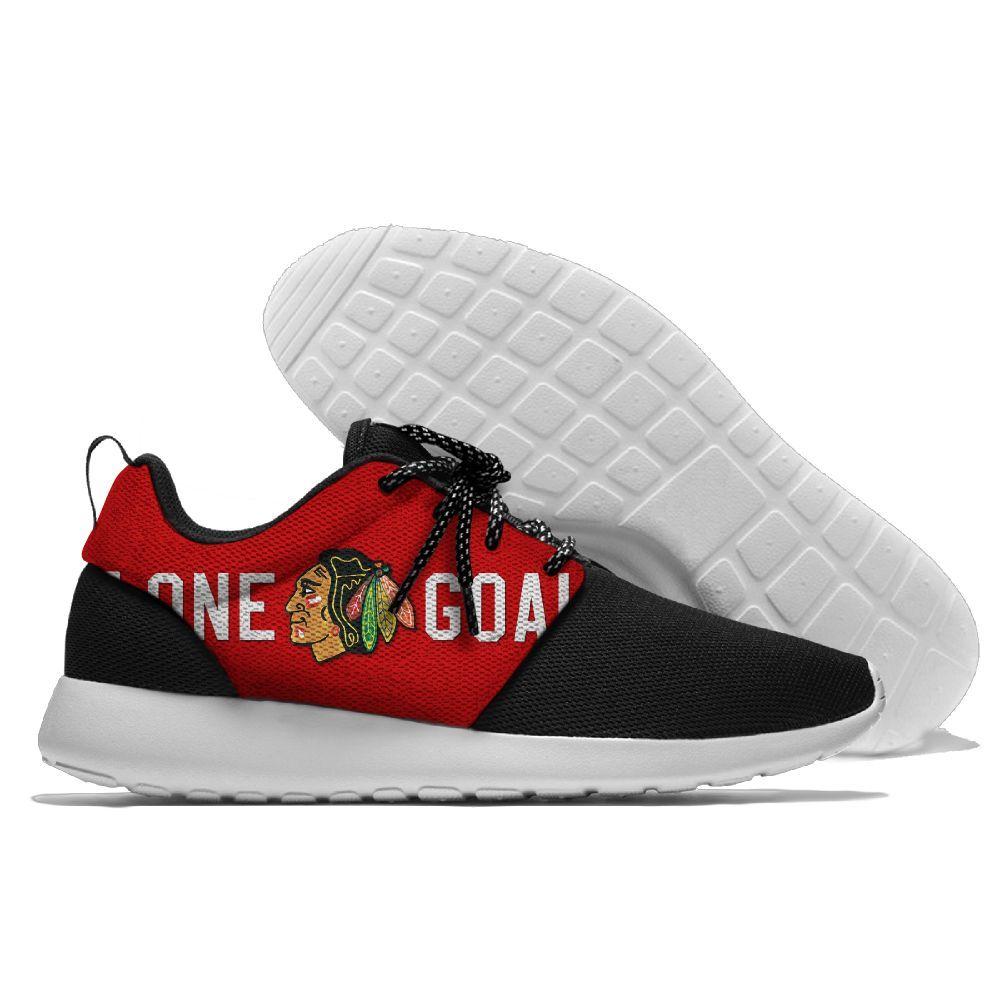 Blackhawks Running Shoes