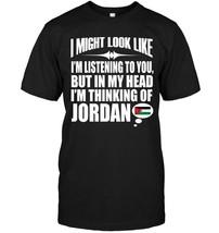 Storecastle In My Head IM Thinking Of Jordan Funny T Shirt - $17.99+