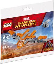 LEGO 30525 - Marvel Super Heroes The Guardians' Ship [New] Building Set - $6.78